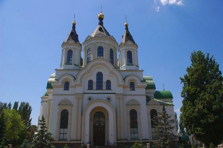 Свято-Покровский кафедральный собор (Запорожье)