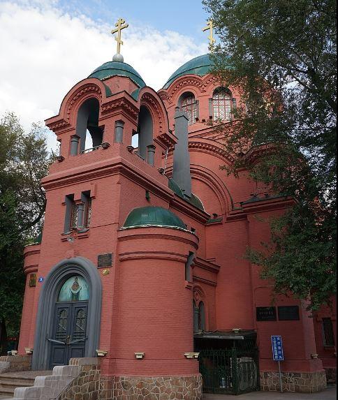 Храм Покрова Пресвятой Богородицы, Харбин