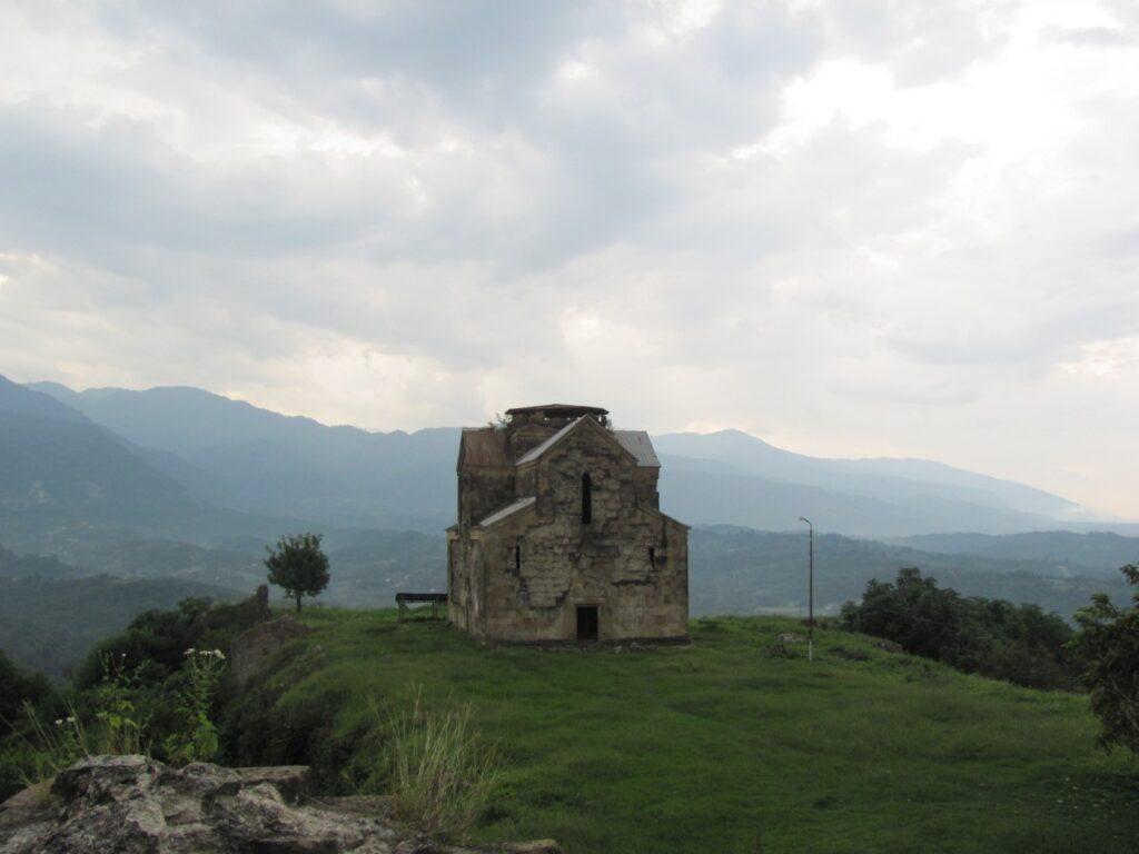 Бедийский собор в честь Влахернской иконы Божьей Матери, Абхазия