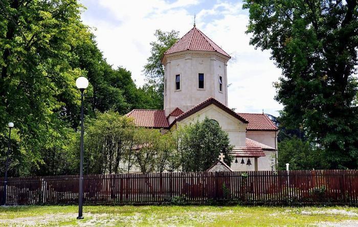 Церковь Влахернской иконы Божией Матери (Зугдиди)
