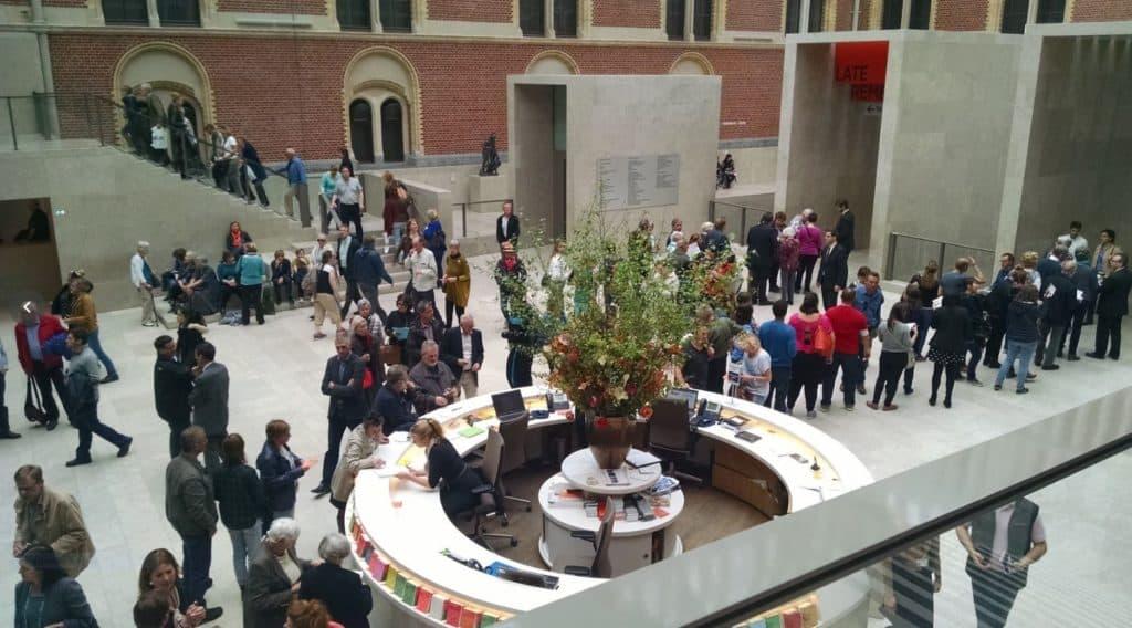 Rijksmuseum Амстердам музеи