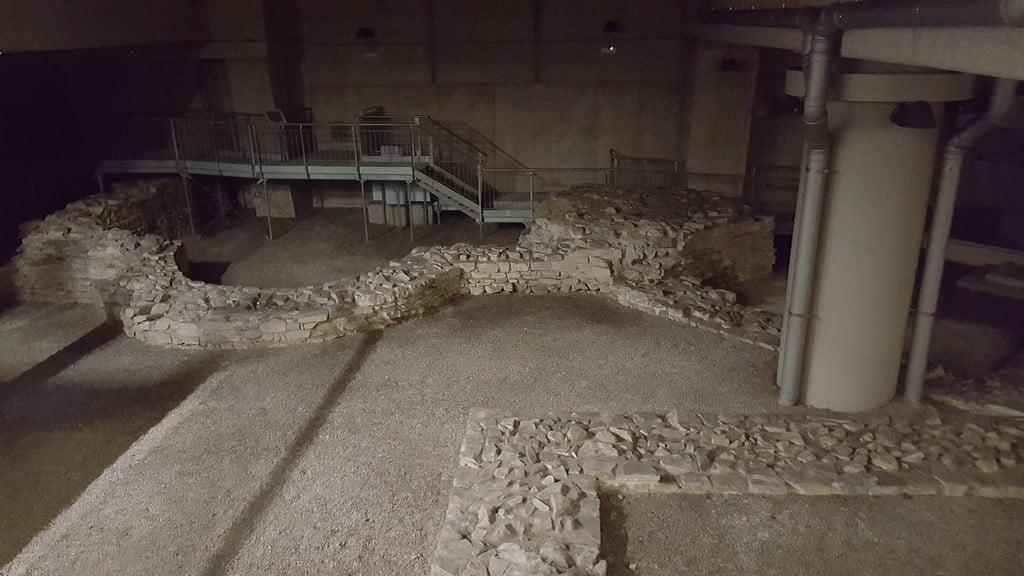 Римские бани (Terme Romane)