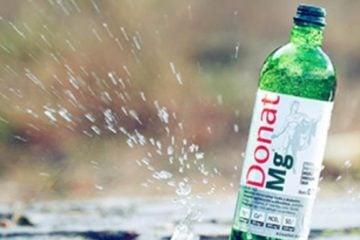 Рогашка-Слатина (Rogaška Slatina) - целебная вода «Donat Mg»