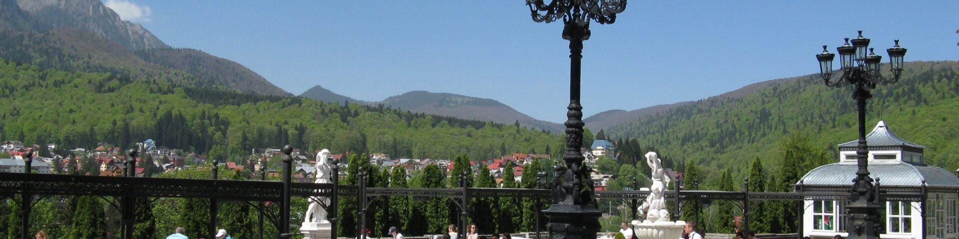 Замок Кантакузино в Буштени