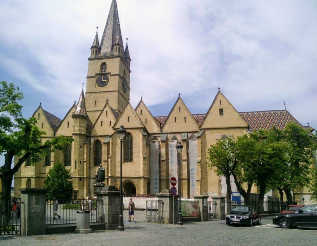Собор Святой Марии, Сибиу, Румыния