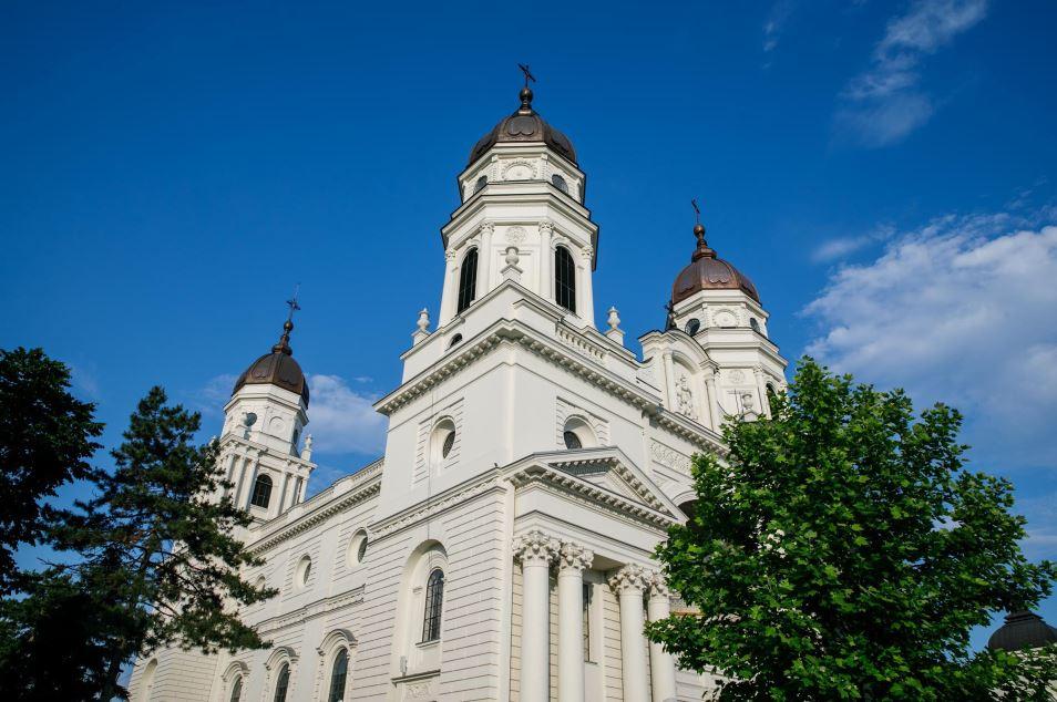 Яссы, Собор Святой Параскевы