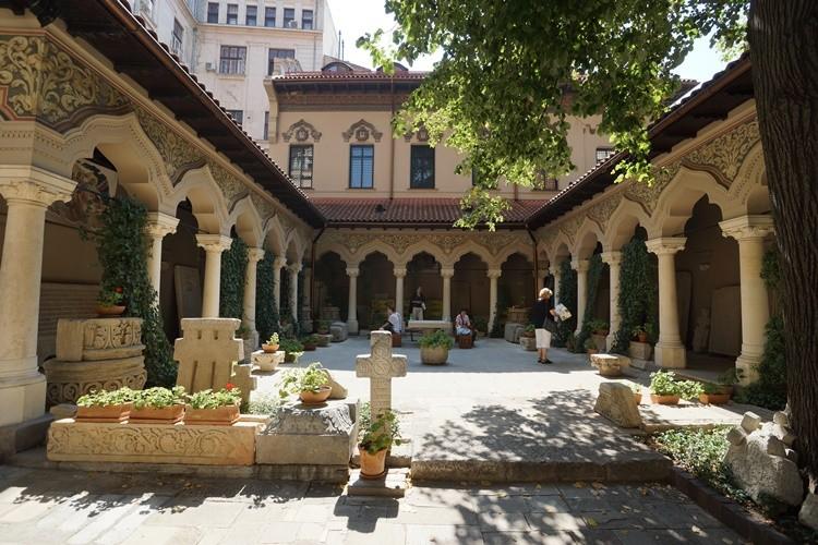 Ставропольский монастырь, Бухарест, Румыния