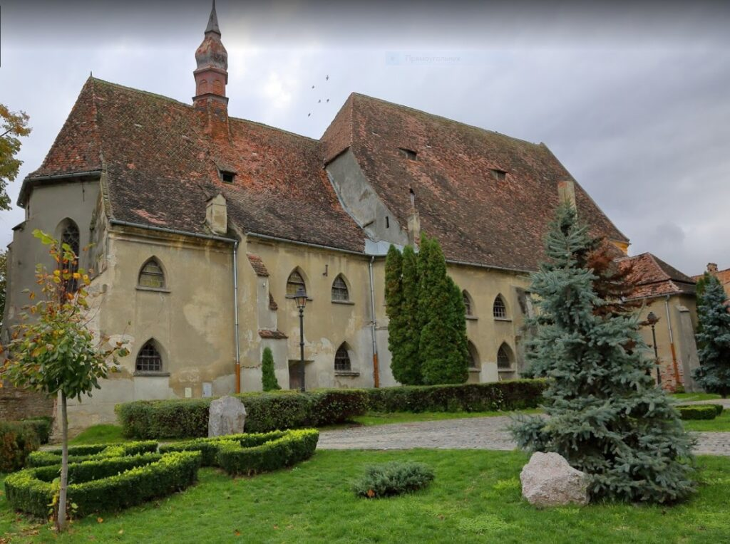 Монастырская церковь, Сигишоара