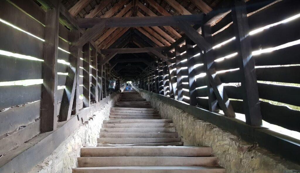 Школьная лестница, Сигишоара