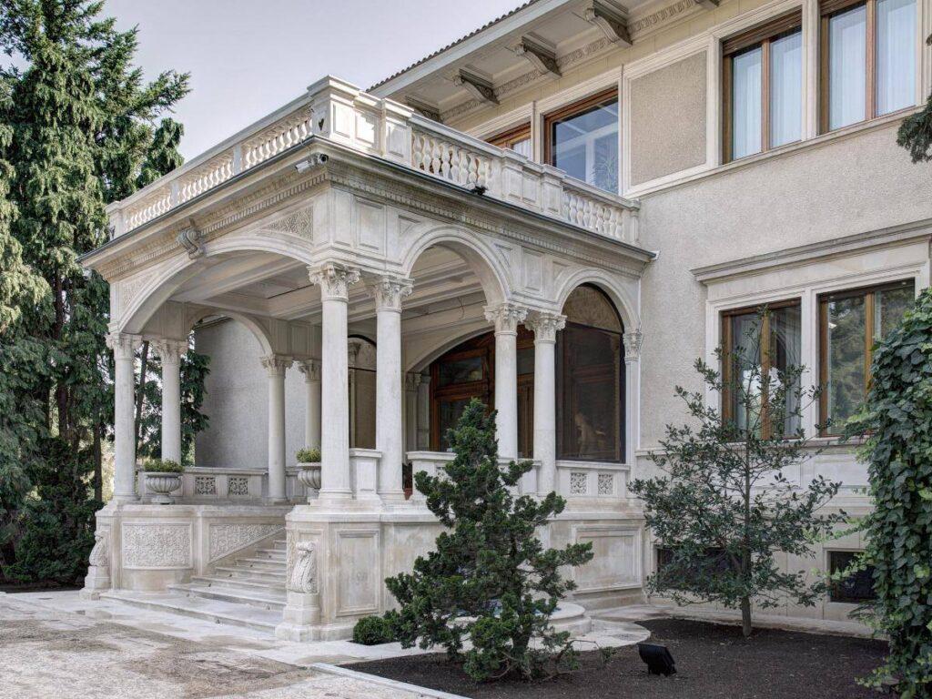 Дом-музей семьи Чаушеску