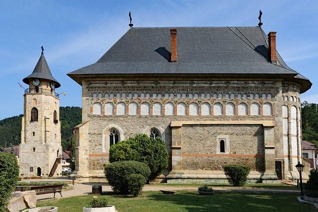 Княжеская церковь Рождества Иоанна Предтечи в Пятра-Нямц