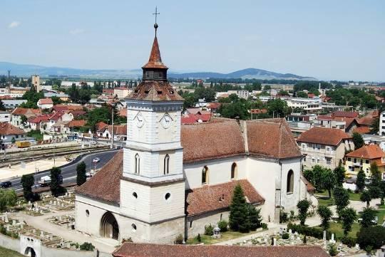 Церковь Святого Бартоломея, Брашов