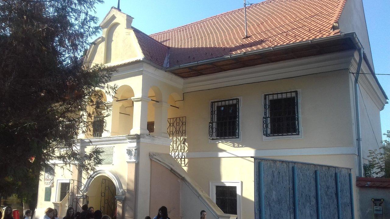 Брашов, музей, посвященный Первой Школе