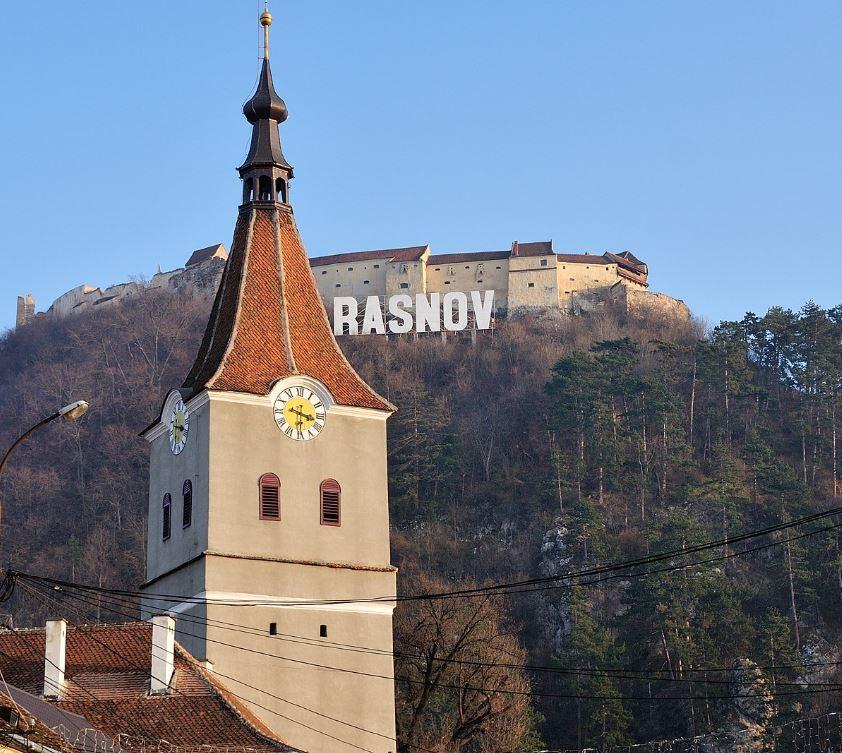 Крепость Рышнов (Râşnov), Румыния