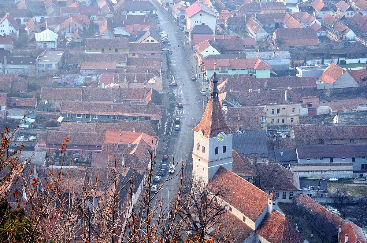 Рышнов, Румыния