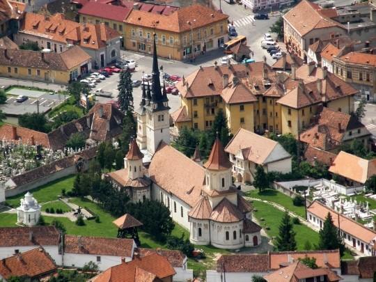 Церковь Святого Николая, Брашов