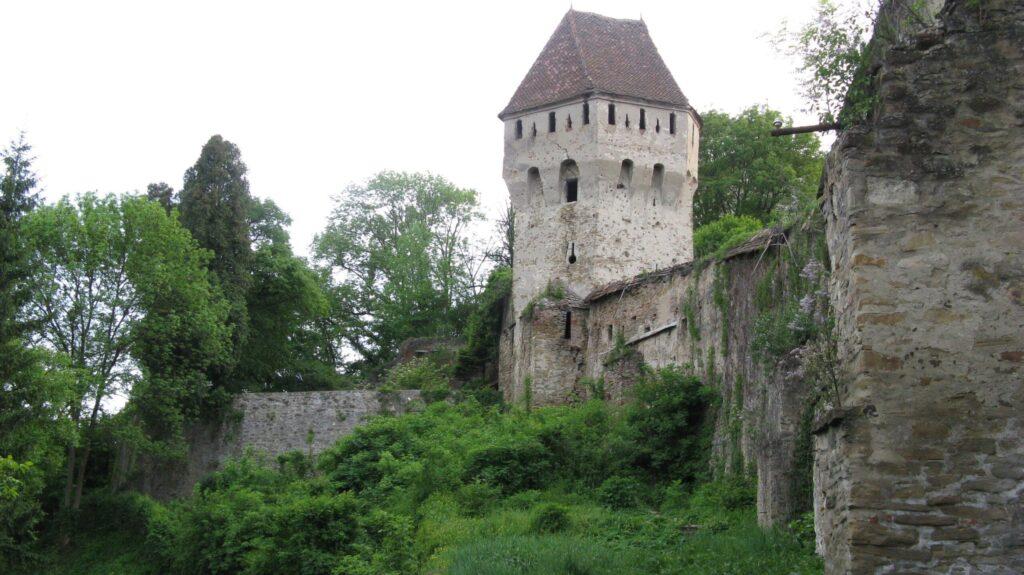 Крепость Сигишоары