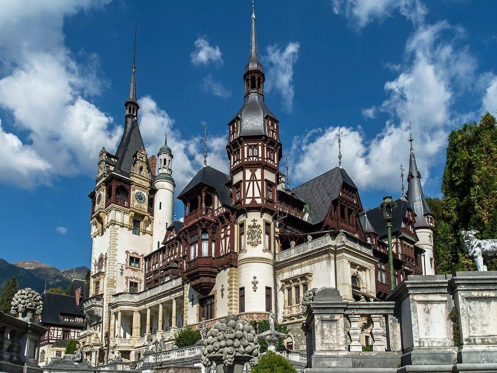 Замок Пелеш (Castelul Peleș), Румыния