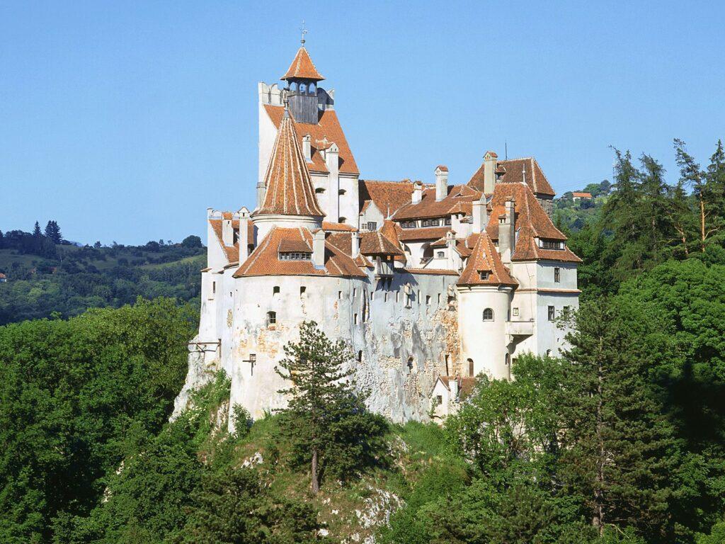 Замок Бран, Румыния достопримечательности