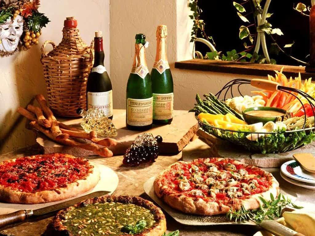 Традиционная римская кухня
