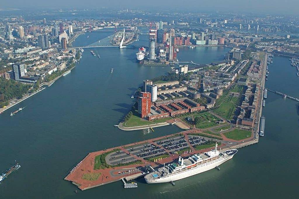 Европорт Роттердам - Нидерланды