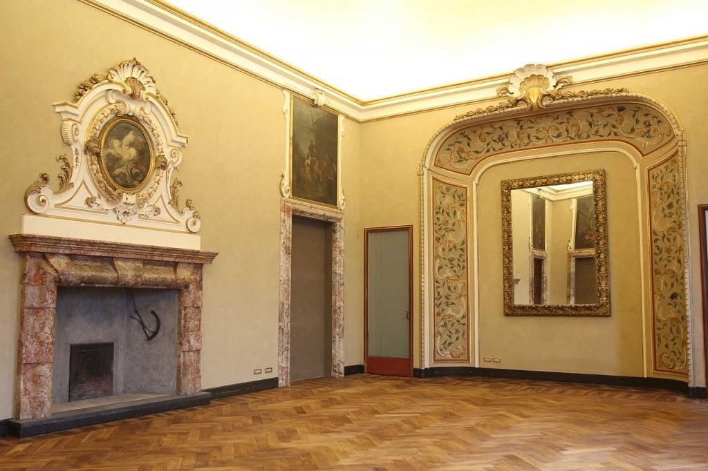 Sala del Duca, Villa Olmo Como, dopo il restauo del 2015