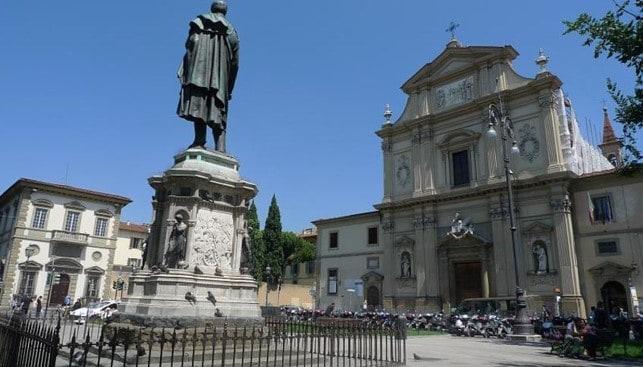 Площадь (Piazza di San Marco)