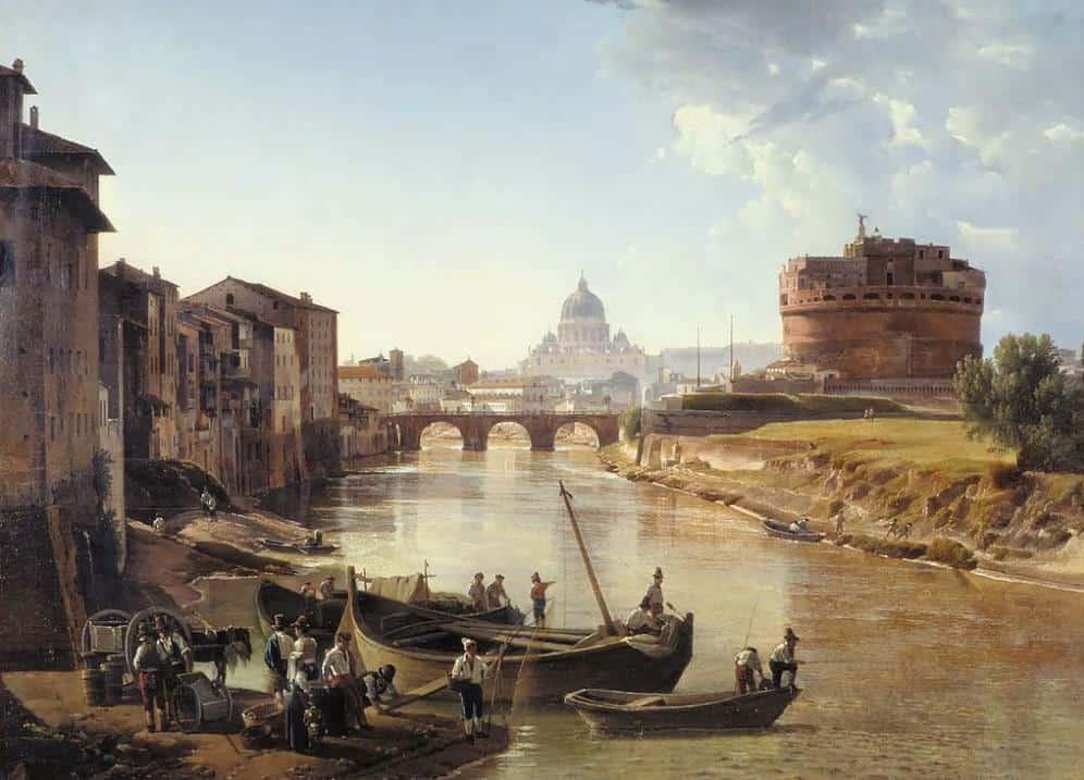 Sant-Angelo Roma