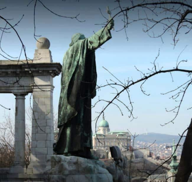 Святой Геллерт Будапешт