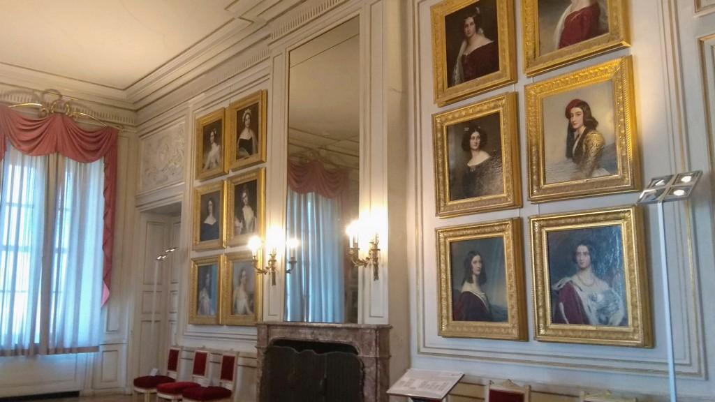 Галерея Красавиц Людовика I Дворец Нимфенбург, Мюнхен