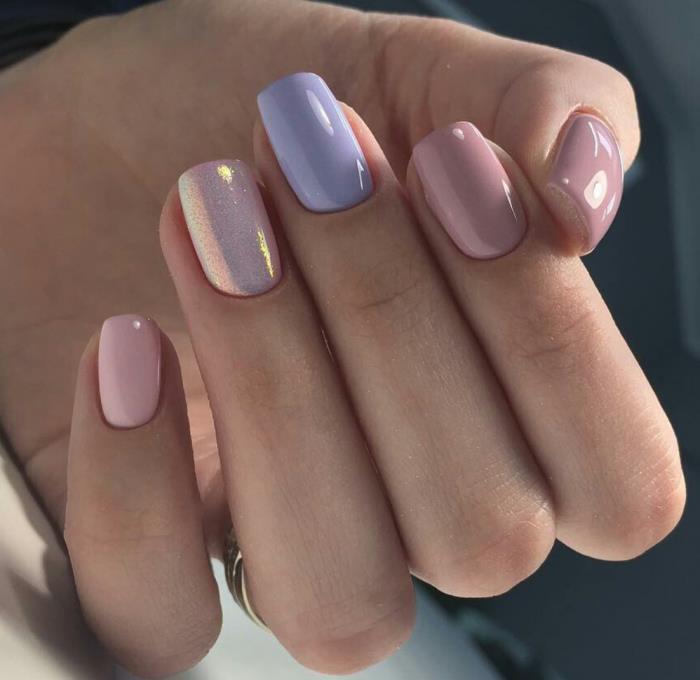 Разноцветные пальчики