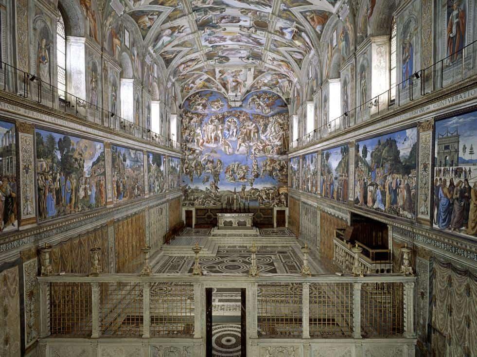 Сикстинская капелла (Sistine Chapel)