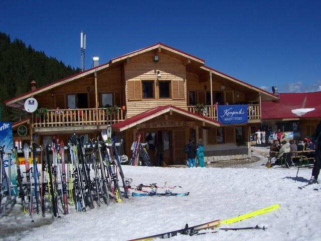 Банско – горнолыжный курорт в Болгарии