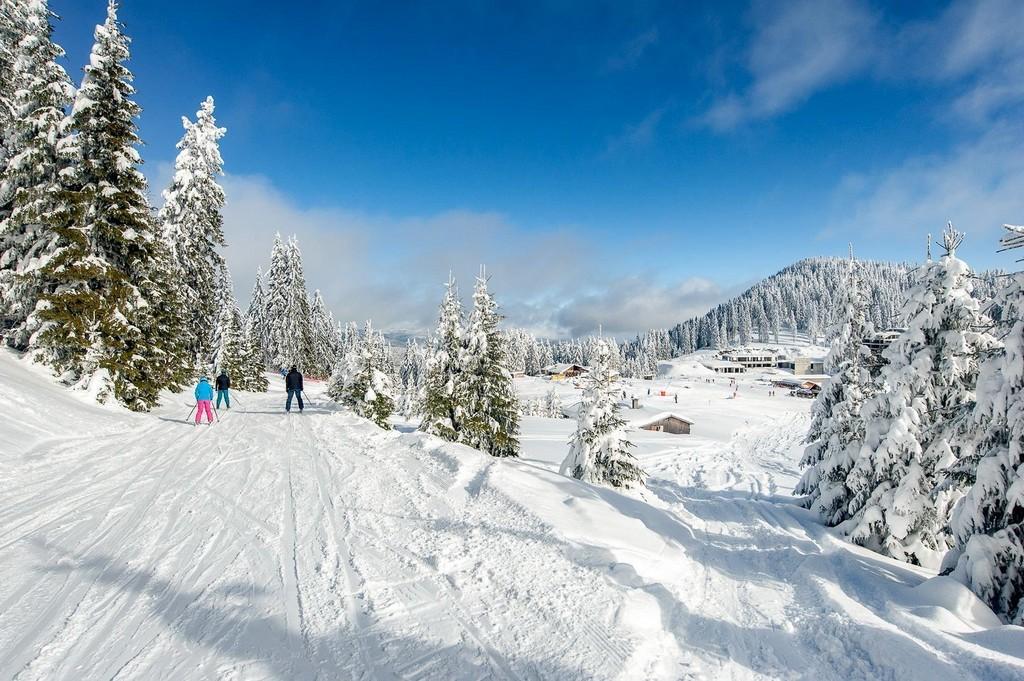 Пампорово горнолыжный курорт в Болгарии