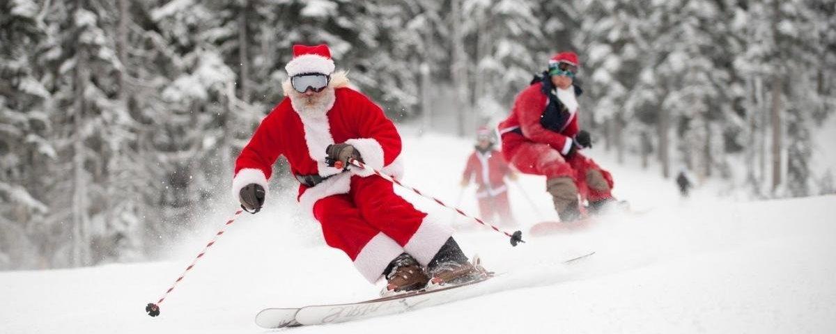 Новогодний Санта
