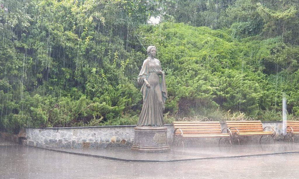 Памятник графине Софии Потоцкой