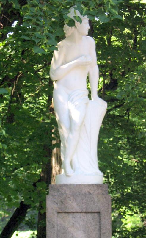 Скульптура - Парис