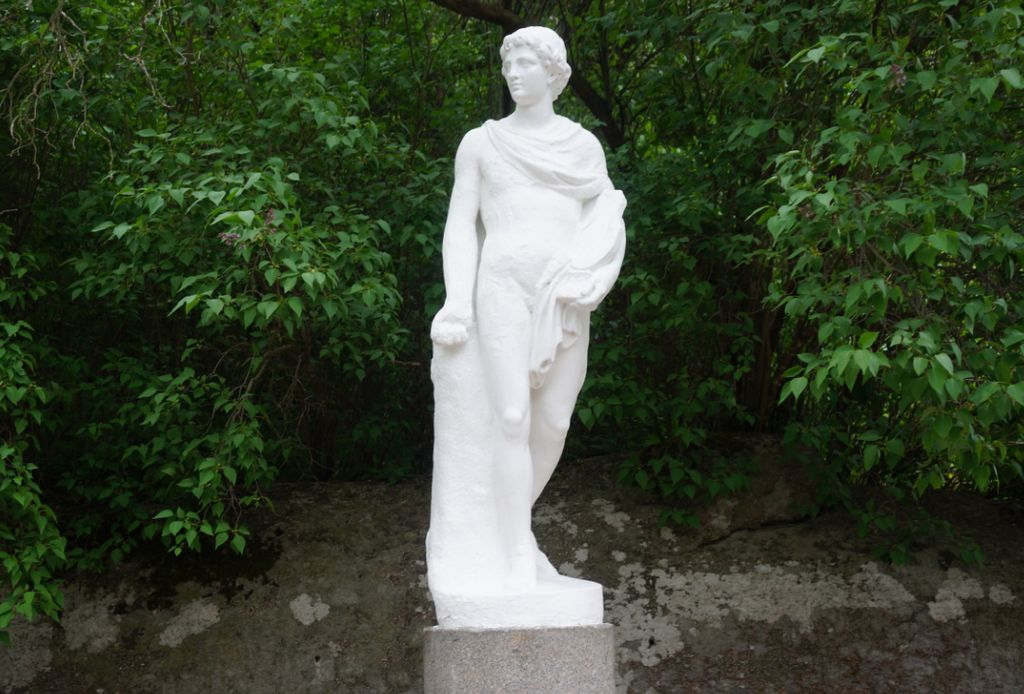 Статуя Орфея