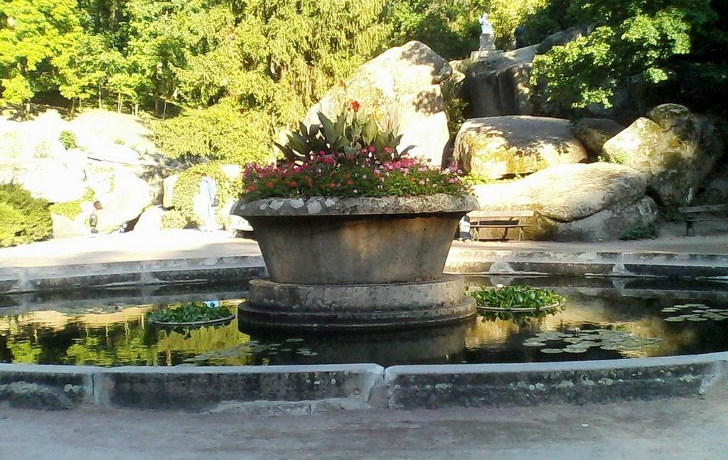 Храм Посейдона (Бассейн «Рыбки») - (парк «Софиевка»)