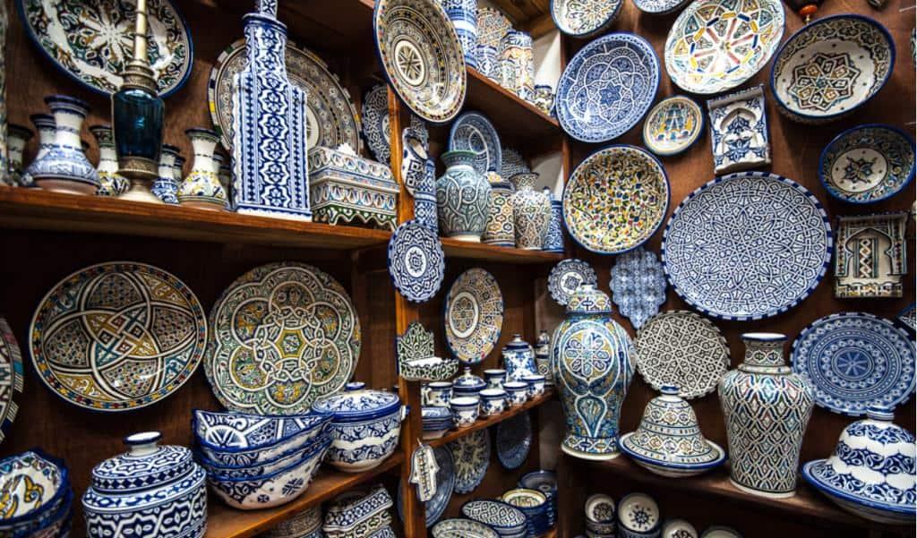 Сувениры из Марокко