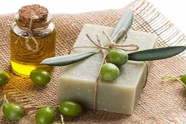 Оливковое мыло в Турции