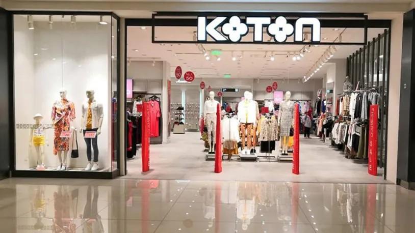 Магазин Koton в Турции