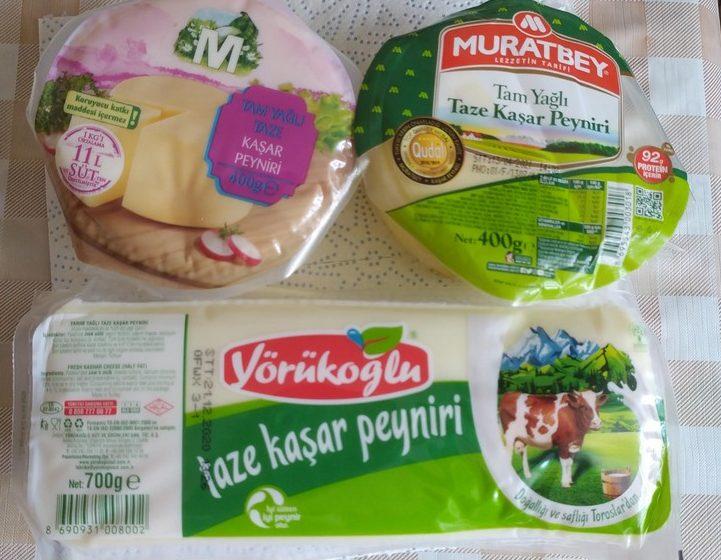 Свежий кашар (Taze Kaşar) - турецкие подарки и сувениры