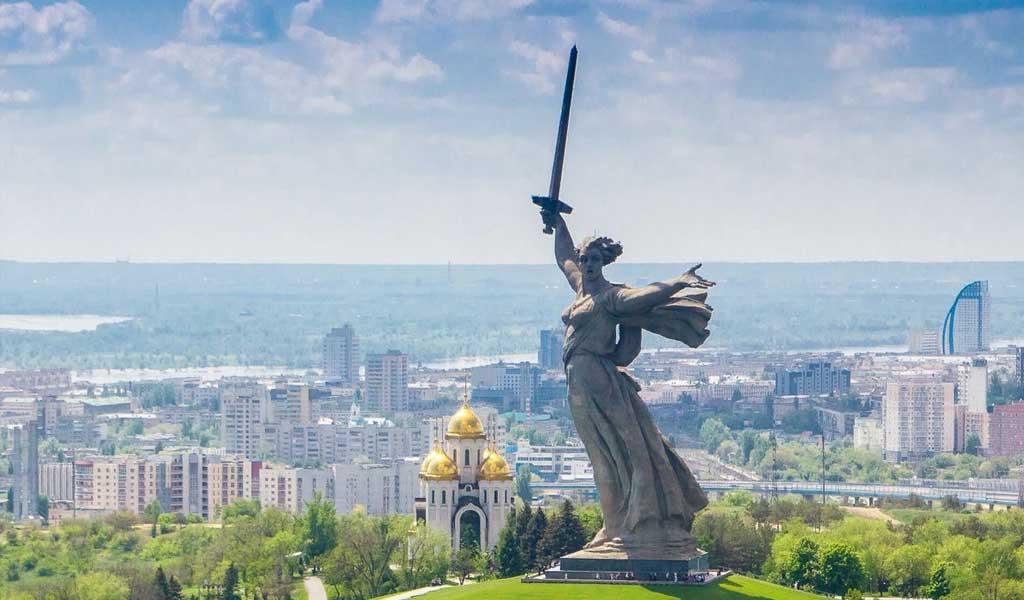 ГОРОД-ГЕРОЙ ВОЛГОГРАД (автобусом из Москвы)