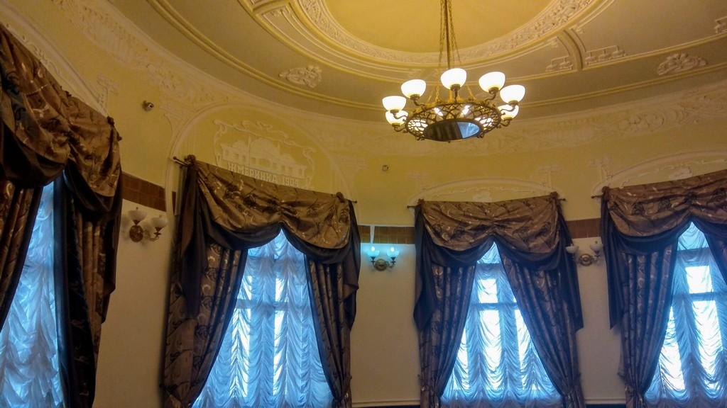 Бывший Царский зал вокзала, Жмеринка