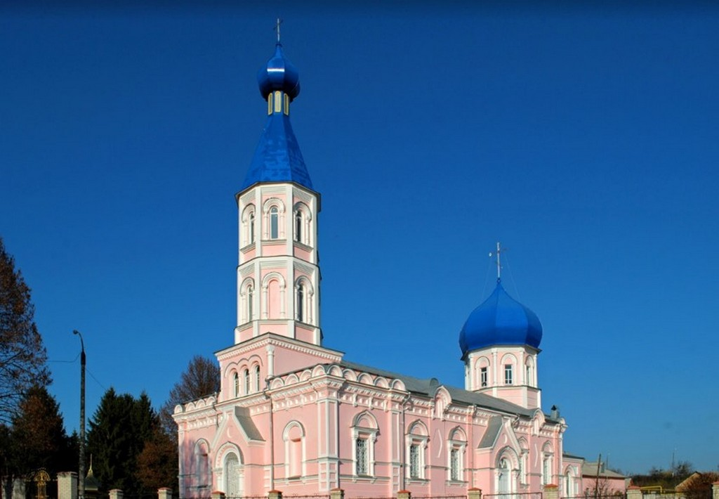 Храм Николая Чудотворца, Жмеринка