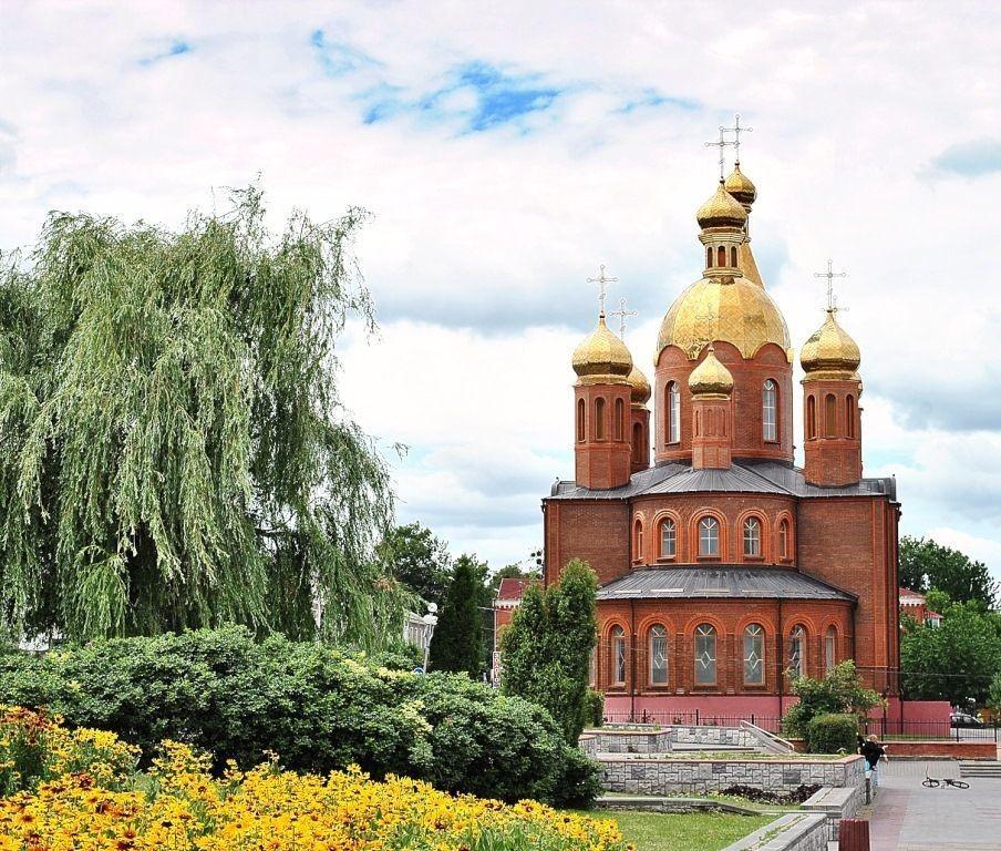 Собор Александра Невского, Жмеринка
