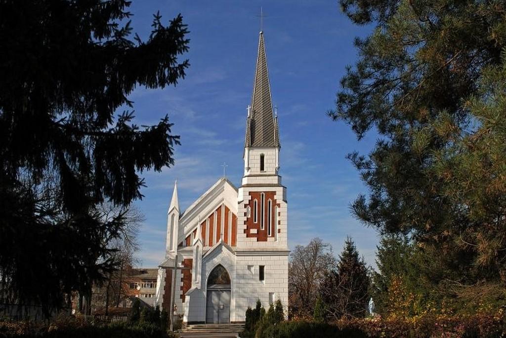 Костел Святого Алексея, Жмеринка