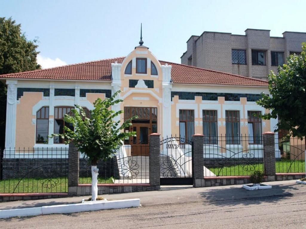 Жмеринский исторический музей