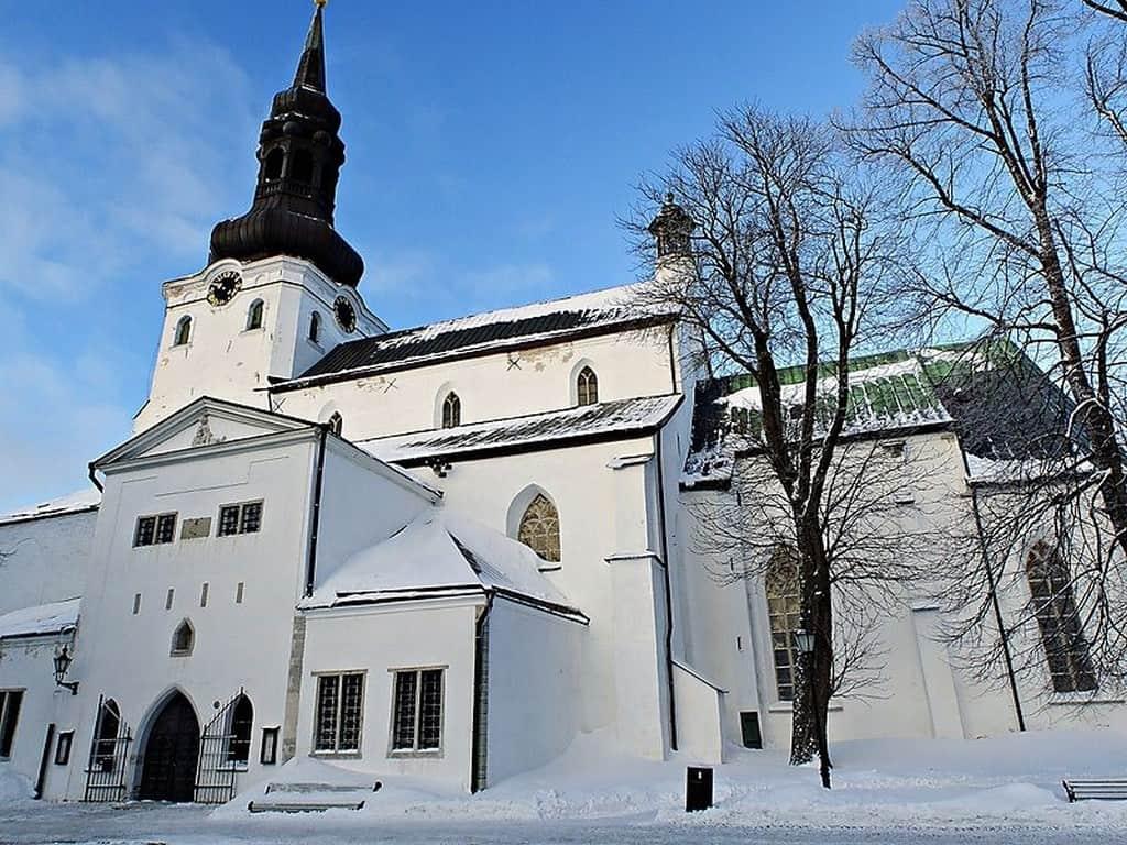 Таллинский собор Святой Марии (Домский собор)